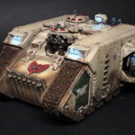 Deathwing Land Raider