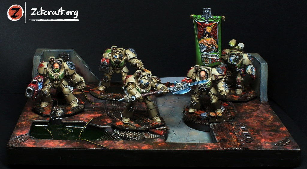 Deathwing Command Squad