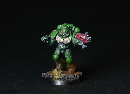 Dark Angels Tactical Marine