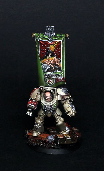 Deathwing Company Banner