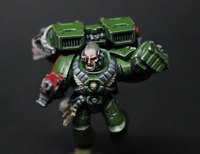 Dark Angels Assault Sergeant