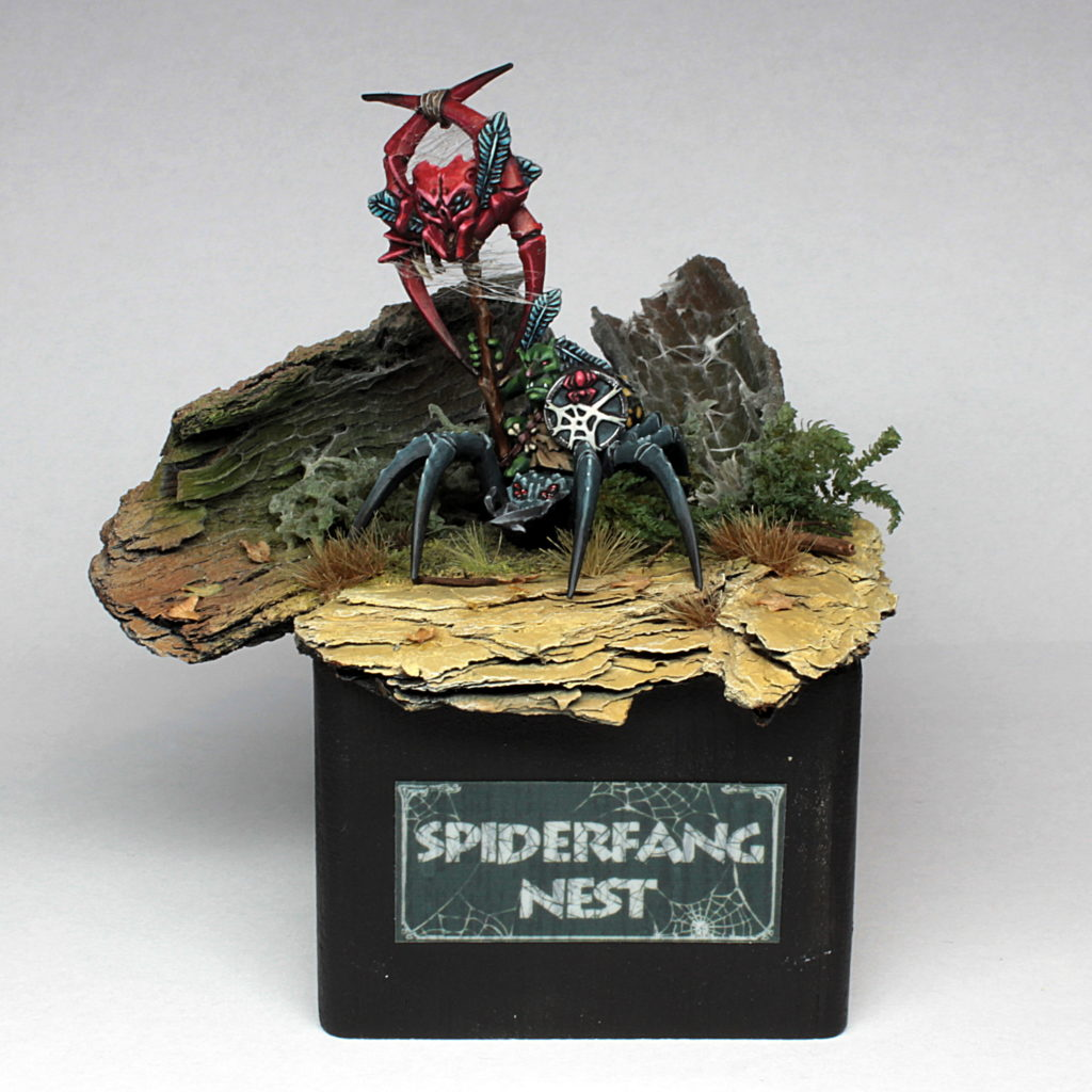 Spiderfang Nest